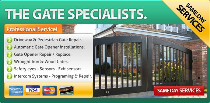 Gate Repair Azusa CA